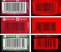 GTIN Barcodes of coke bottles - what you see and what the barcode scanner see 2 IMG 2908 2913 2919.JPG