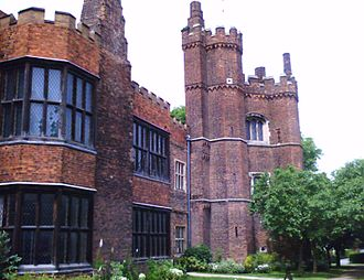 Gainsborough, Lincolnshire - Gainsborough Old Hall