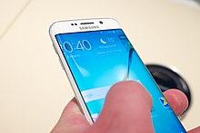 Samsung Galaxy S6 Wikipedia