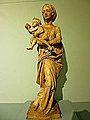 Galleria CAM - Gemito, Madonna del Grappa (1919) P1060686.jpg