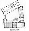 Gamla Riksarkivet plan 1890.jpg