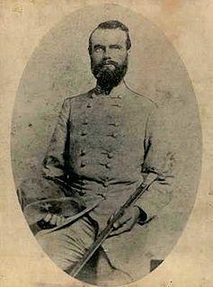 Richard Montgomery Gano Confederate Army general