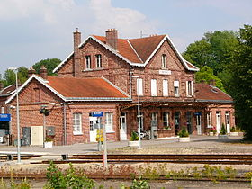 Image illustrative de l'article Gare de Montdidier