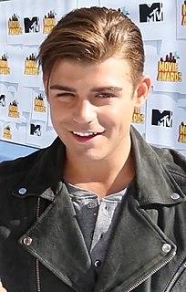 Garrett Clayton American actor and singer (born 1991)