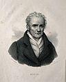 Gaspard Monge, Comte de Peluse. Lithograph by H. J. Hesse. Wellcome V0004064.jpg