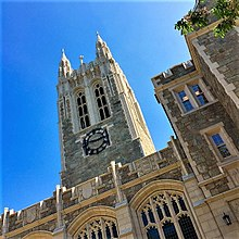 Image result for boston college wiki