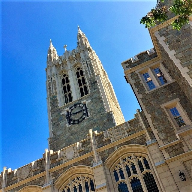 Gasson Tower