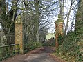 Gateway to Otterton Park - geograph.org.uk - 1701399.jpg