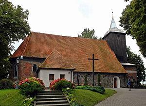 Gdynia, Kościół św. Michała Archanioła - fotopolska.eu (344483)