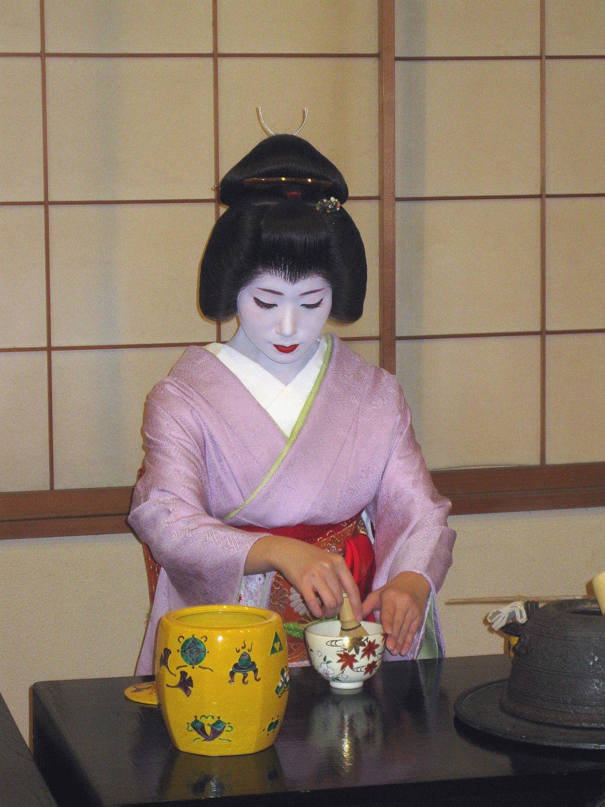 geisha wikipedia entziklopedia askea