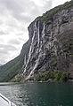 Geiranger fjord, Seven Sisters waterfall-2.jpg