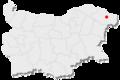 General-Toshevo location in Bulgaria.png