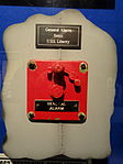 General Alarm from USS Liberty - National Cryptologic Museum - DSC07639.JPG