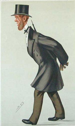 George Charles Brodrick - Image: George Charles Brodrick