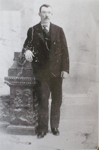 George Curry (Wild Bunch) - Flat Nose Curry in the 1890s