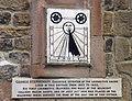 George Stephenson Sun Dial.jpg