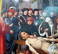 Gerard david, giudizio di cambise, 1498, 06.JPG