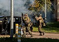 German Signal Unit training at Baumholder Urban Ops Site 2017.jpg