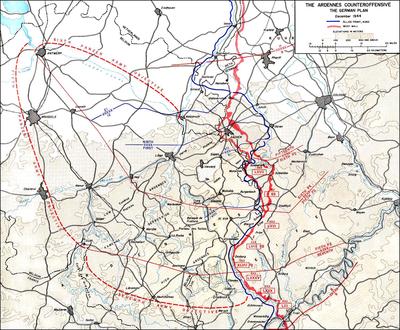 Battle of St  Vith - Wikipedia