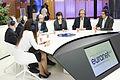 German part - Citizens' Corner- Live-Debatte zum Klima Gipfel in Paris COP21 (23461286006).jpg
