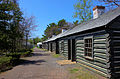 Gfp-michigan-fort-wilkens-state-park-row-of-houses.jpg