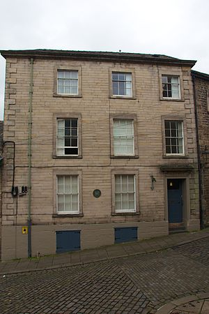 Richard Gillow - Image: Gillow offices and workshops, Lancaster