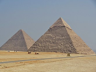 Pyramids of Mars - Pyramids of Mars depicts Ancient Egyptian Pyramids as extraterrestrial in origin