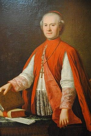 Giulio Maria della Somaglia - Image: Giulio Maria della Somaglia