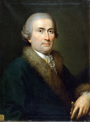 Giuseppe Piermarini - Giuseppe Piermarini, portrait