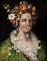 Giuseppe arcimboldo - flora 1589 oil on panel 74 5x57 5cm pc(2).jpg