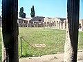 Gladiator barracks and compound, Pompeii (6071391681).jpg