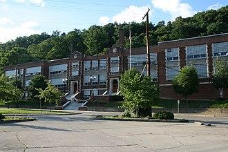 Southern Ohio Conference - Image: Glenwood HS