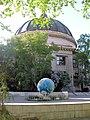 Globus in Volgograd Planetarium.JPG