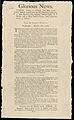 Glorious News - London Gazette (Stamp Act repeal notice) 1766-03-18.jpg