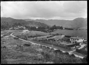 Glocester Street in Silverstream in 1922