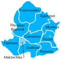 Gminy powiatu makowskiego.png