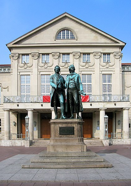 File:Goethe Schiller Weimar.jpg
