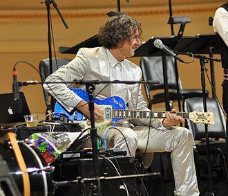 Goran Bregović - Goran Bregović in concert at Carnegie Hall in New York City on 19 October 2011.