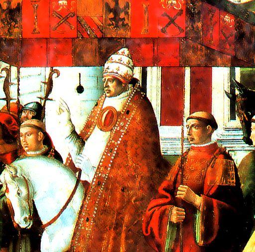 Grégoire XI Girolamo di Benvenuto