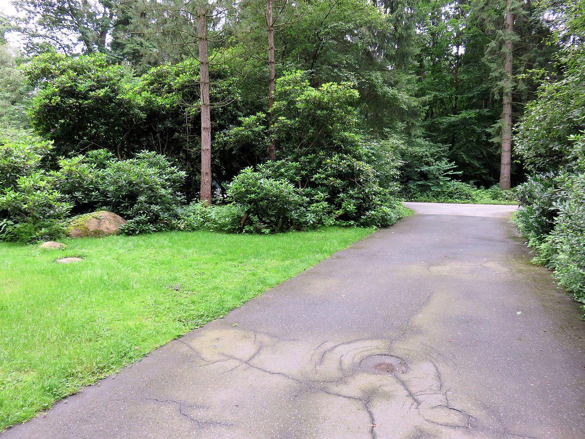 Waldfriedhof Volksdorf