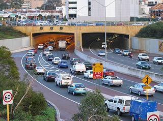 Graham Farmer Freeway Freeway in Perth, Western Australia