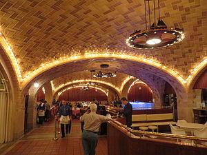 Rafael Guastavino - The Oyster Bar under Guastavino tile vaulting, Grand Central Terminal