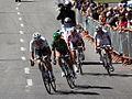 Grand Prix Cycliste de Montréal 2011, Breakaway- Danny Pate, Yukiya Arashiro, Danilo DiLuca, Anthony Geslin (6140203297).jpg