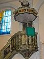 Graz. Heilandskirche. Kanzel 02.jpg