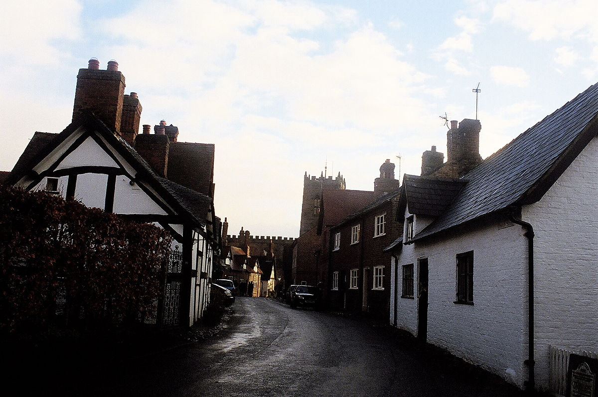 Great Budworth - Wikip...