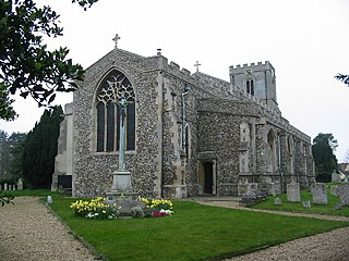 Great Chesterford village in the United Kingdom