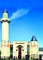 Great Mosque of Edinburgh, designed by Dr. Basil Al Bayati.jpg