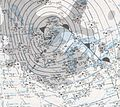 Great Storm 1975-01-11 weather map.jpg