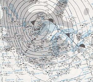 Great Storm of 1975 - January 11, 1975