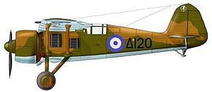 PZL P.24 - A Greek PZL P.24 F/G, 1940. The Δ120 marking shows that the aircraft belonged to Marinos Mitralexis